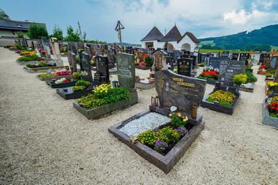 Begraven in Oostenrijk